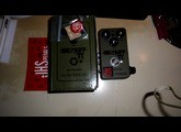 """JHS Pedals Green Russian Pi """"Moscow Mod"""""""