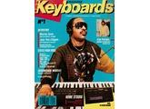 Keyboards Recording Magazine