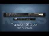 kiloHearts Transient Shaper RE