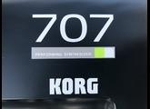 Korg 707