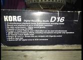 Korg D16