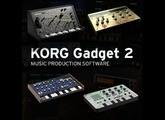 Korg Gadget 2 Desktop