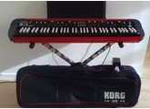 Korg +house+pedale sustain