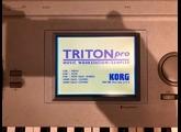 Korg Triton Pro 76