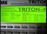 Korg Triton Rack
