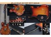 Kraken Guitars Custom Shop Flagman