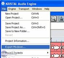 Kreatives.org Kristal Audio Engine [Freeware]
