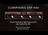 Kush Audio Clariphonic DSP mkII
