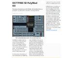 KX77FREE SE PolyMod KX