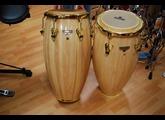 Latin Percussion Set de Congas Aspire
