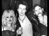 Nancy Spungen Sid Vicious Lemmy Kilmister