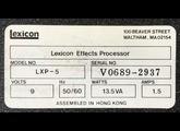 Lexicon LXP-5