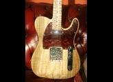 Light and Blue Guitars Myrtlewood