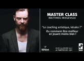 Matthieu Miegeville Masterclass