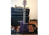 LTD EC-1000 See Thru Purple