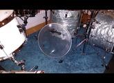 Ludwig Drums club date jazz