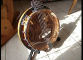Luna Guitars 6 String Banjo