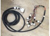 Lynx Studio Technology CBL-AIN85 - Aurora Converters 8 canaux XLR Analog Input Cable