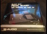 M-Audio Black Box Pedal Board