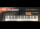 M-Audio Oxygen 61MK IV