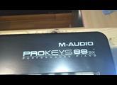 M-Audio ProKeys 88sx