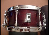 Mapex Black Panther Cherry Bomb