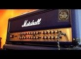 Marshall JVM410HJS Joe Satriani Edition