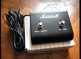 Marshall PEDL10013 - Twin Footswitch with LEDs Clean/Overdrive - OD1 / OD2