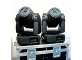 martin mac 250 entour moving head spot pair used ex hire 656 p