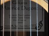 Maurice Dupont DR30H