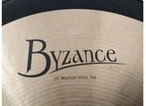 "Meinl Byzance Traditional Medium Hihat 15"""