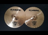 Meinl Classics Traditional Medium Hihat 13""