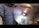 Meinl Classics Traditional Powerful Crash 18""