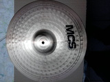 Meinl MCS Ready Set Rock Cymbal Set-up
