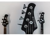 Modulus Guitars Flea Bass 4