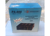 Monacor PA 888