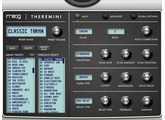 Moog Music Theremini Advanced Software Editor