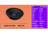 Music Force DYB-15-84 400  WRMS