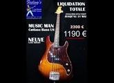 Music Man Cutlass Bass