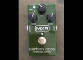 MXR M169 Carbon Copy Analog Delay