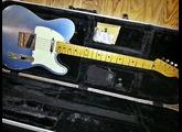 Nash Guitars Telecaster Custom '63 Ice Blue Metallic
