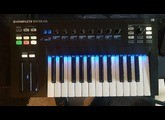 Native Instruments Komplete Kontrol S25
