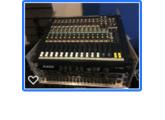 No Name Console / Table de mixage analogique