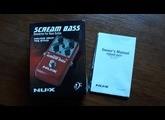 nUX Scream Bass