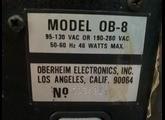 Oberheim OB-8