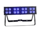 power lighting uv bar led 16x3w 223866