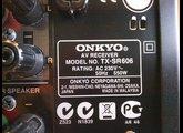 Onkyo TX-SR606