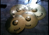 """Orion Cymbals Twister hi hat 14"""""""