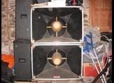 P.Audio caisson de bass equiper en P.Audio C18-650EL