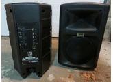 P.Audio Paire d'enceintes pré-amplifiées PA200FA